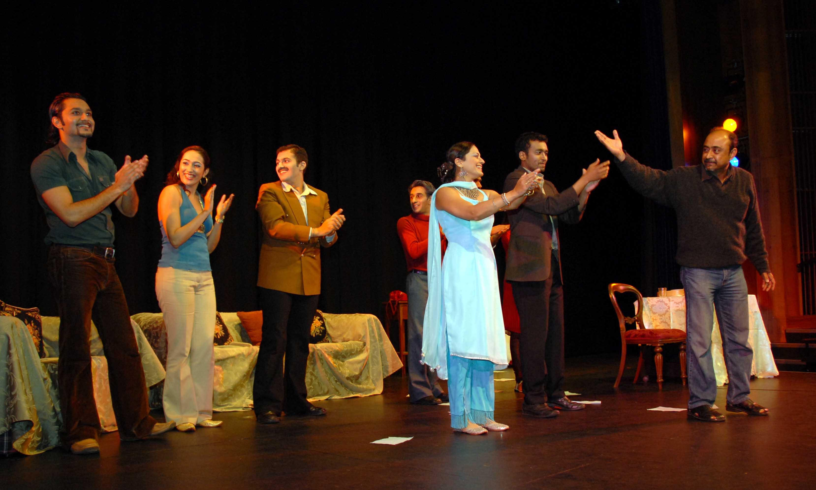 Dancers Stage Presence Stage Presence And Emotive