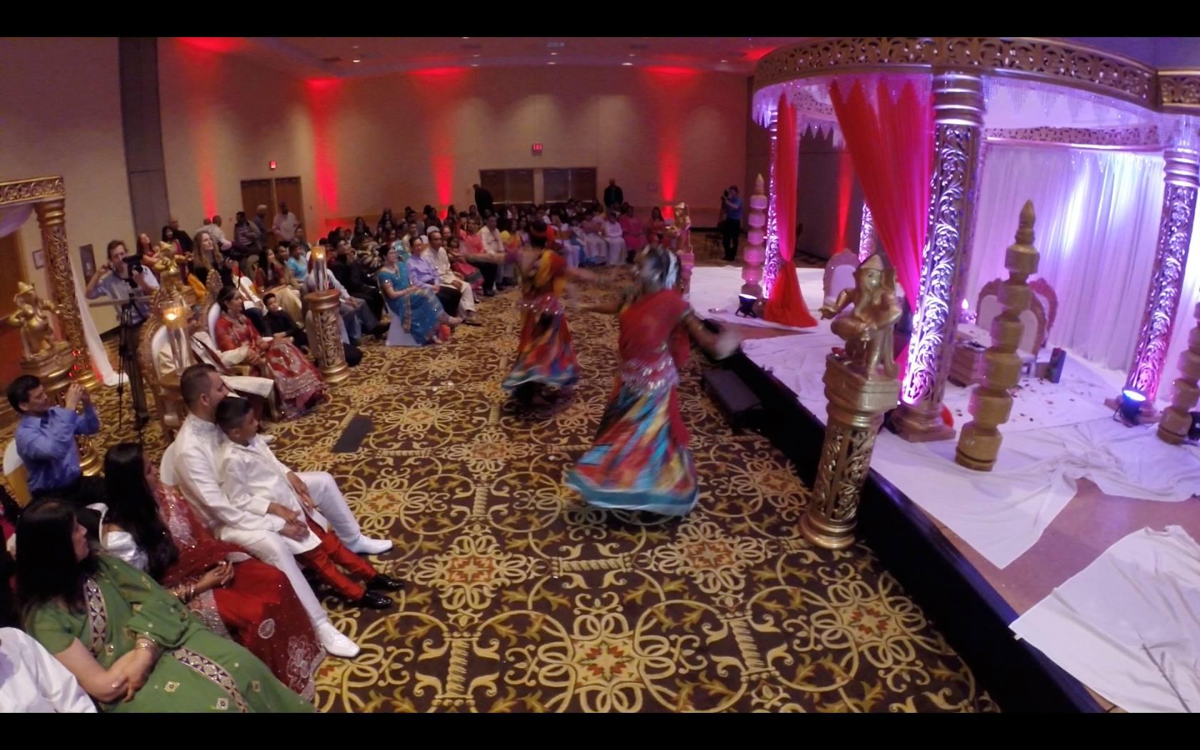 Priya-Tany-at-dance-wedding