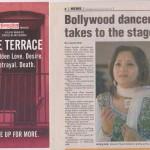 priya bollywood play, bollywood acting, raleigh, durham, cary, bollywood dancer, north carolina