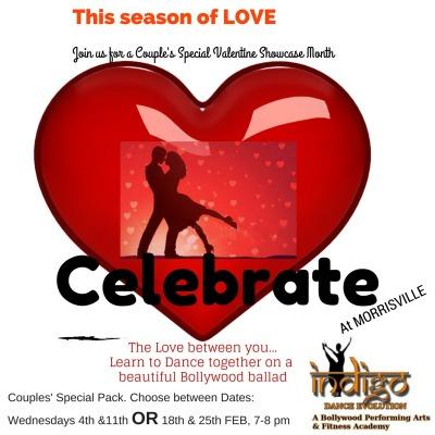 V-day Special Dance 2015