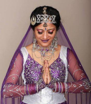 Bollywood dance teacher in Cary