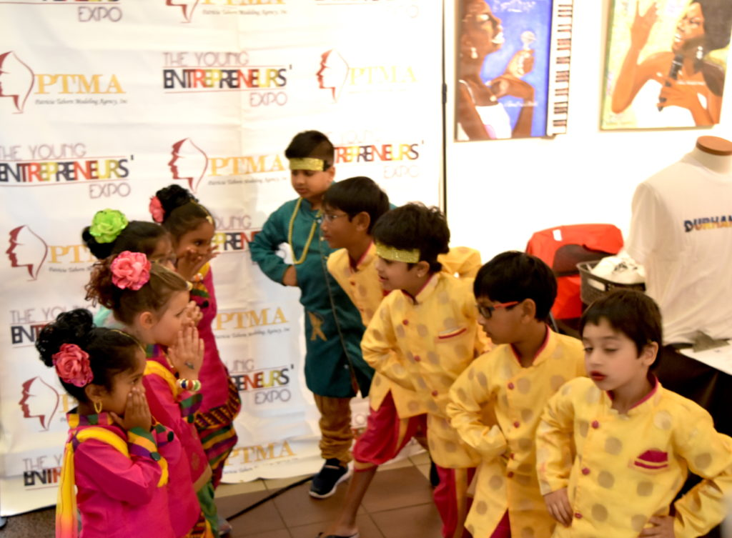 Bollywood Dance class kids
