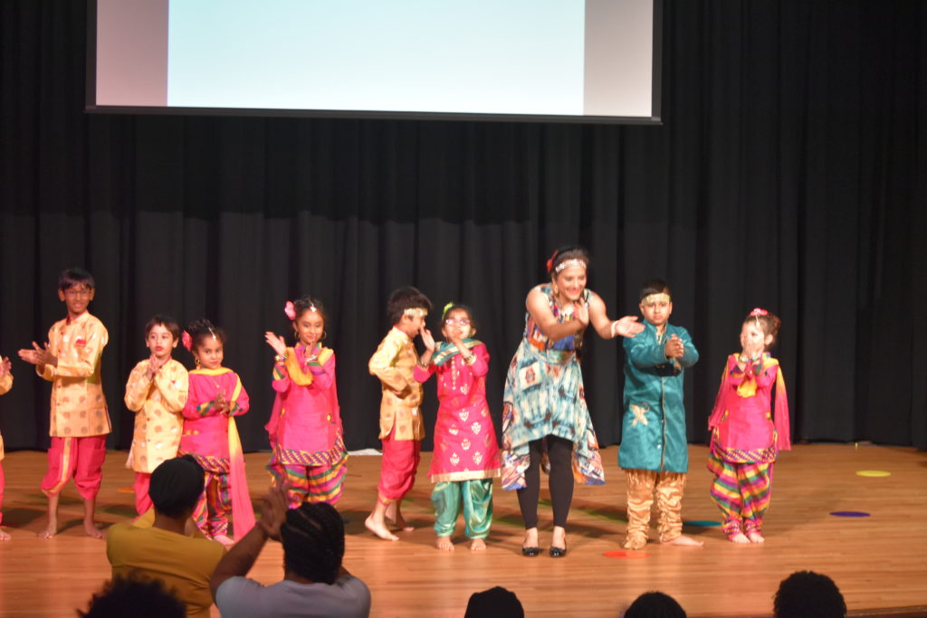 Bollywood dance classes for Kids Cary Morrisville Raleigh